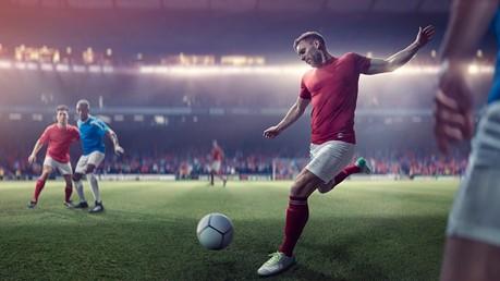 축구는 실시간 스포츠 배팅에서 가장 인기있는 종목입니다